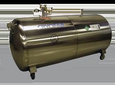 Horizontal Cryogenic Storage Tanks