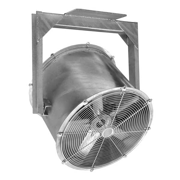 Hot Dipped Galvanized Tubeaxial Fans