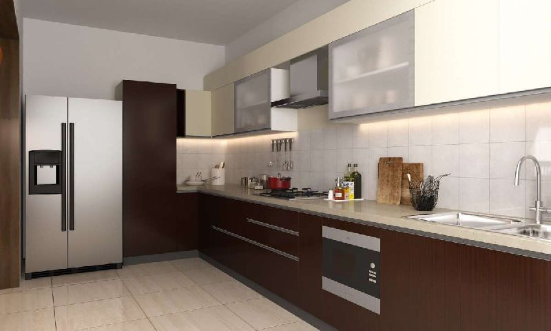 Modular Kitchen Manufacturer In Uttar Pradesh India By Bareilly Modular Kitchen Id 3783484