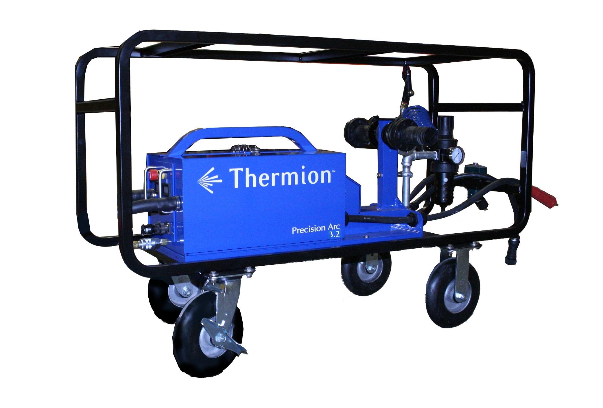 Corrosion Arc Spray System