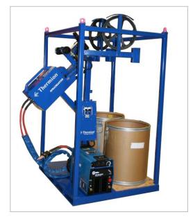 Custom Spray Welding Systems
