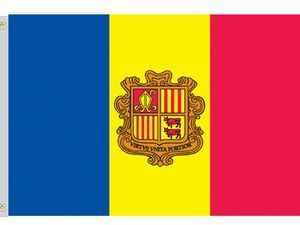 Nylon Andorra Government Flag
