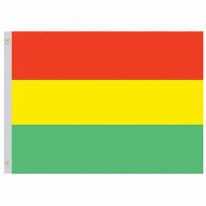 Nylon Bolivia Civil Flag