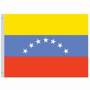 Nylon Venezuela Civil Flag