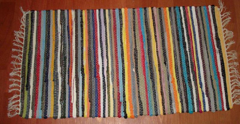 cotton bath mat 01 - Cotton Bathroom Mat