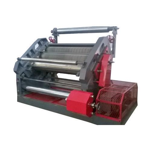 Oblique Type Corrugation Machine (BTWS004)