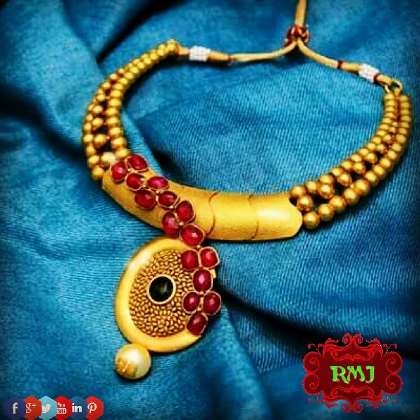Light Weight Gold Jewellery Manufacturer In Mumbai Maharashtra India By Ratna Mani Jewellers Id 3913076
