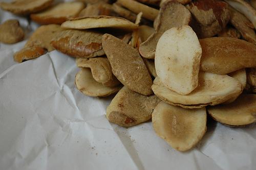 Dried African Bush Mango(Ogbono Nut)