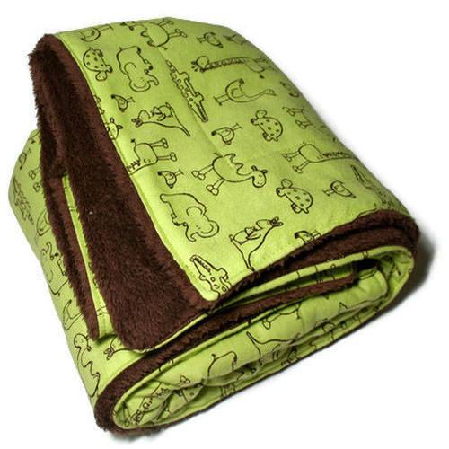 Woolen Printed Blanket