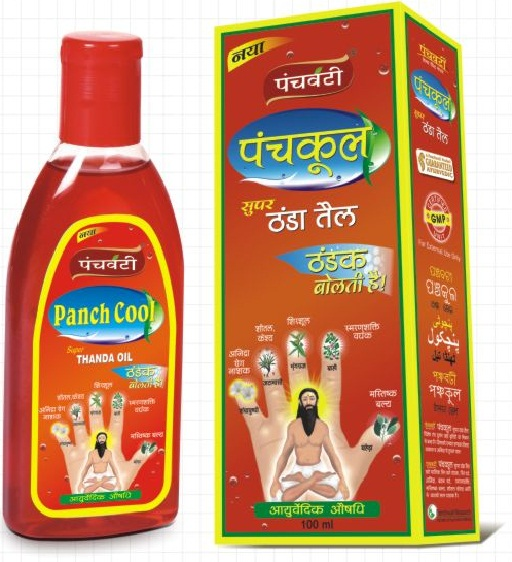 Panch Cool Oil Manufacturer In Meerut Uttar Pradesh India By