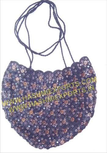 Ladies Leather Handbag ((HE-LBA-06))