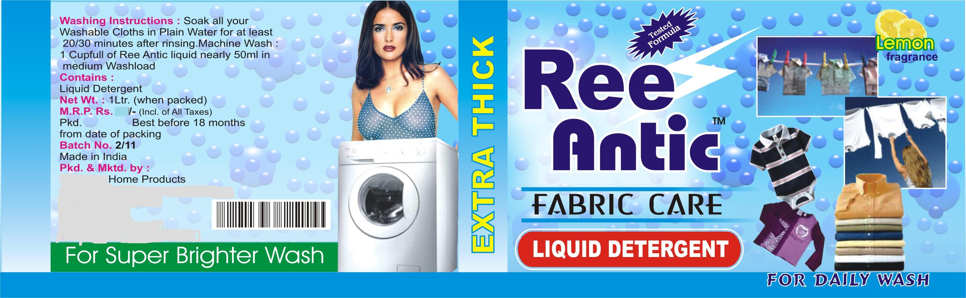 Liquid Laundary Detergent (TEPOOL)