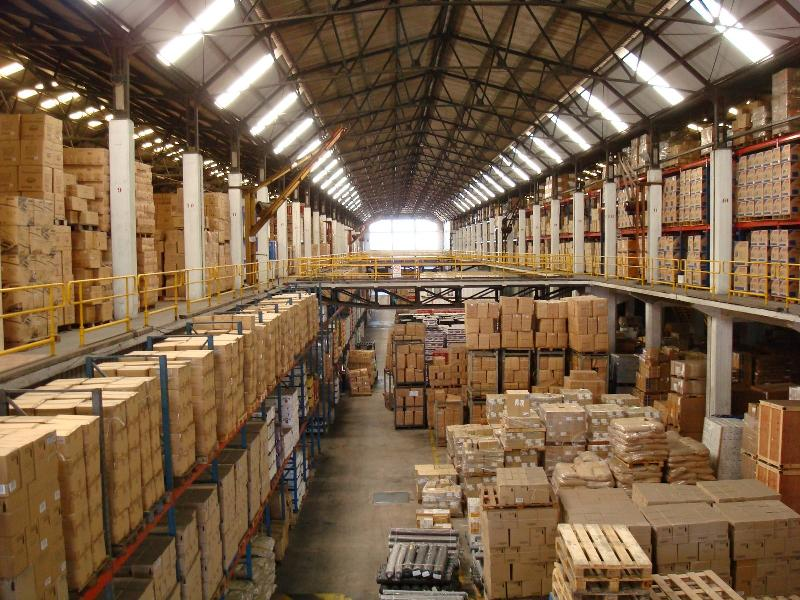 Bonded Warehouse Services