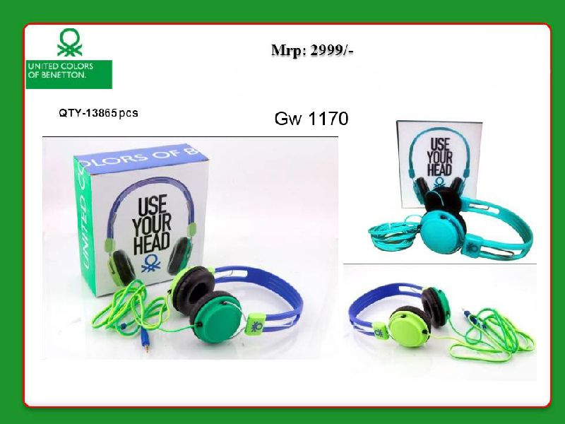 UCB Headphones Manufacturer in Delhi Delhi India by Giftwave Gifting ...