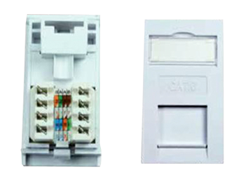 CAT6 UTP modules
