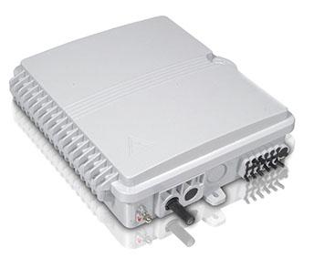 IP65 12 Fibre Plastic Wall Box