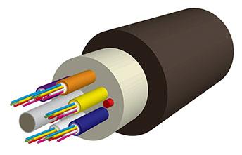 Multi Loose-Tube Cable