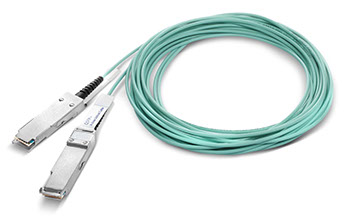 QSFP Active Optic Cable
