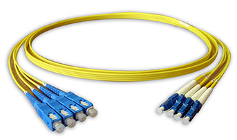 Quadplex Patch Cord