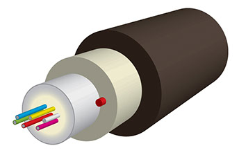 Single Loose-Tube Cable