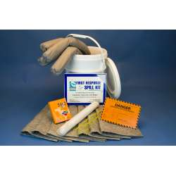 Gallon Clean Sorb Spill Response Kit