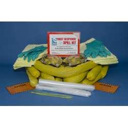 Gallon Hazardous Spill Plus Refill Kit