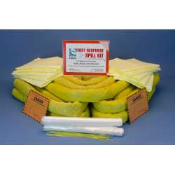 Gallon Hazardous Spill Refill Kit