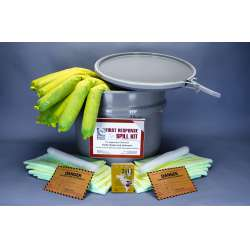 Gallon Hazardous Spill Response Kit