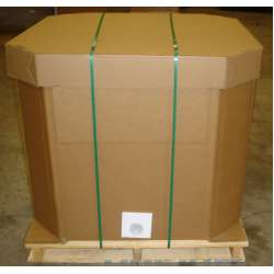Gallon LiquiSet IBC Packaging System with Cube Liner
