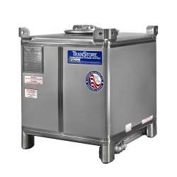 Gallon Stainless Steel IBC Tank