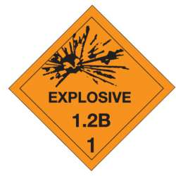 hazardous labels