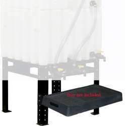 Stackable IBC Tote Leg Kit