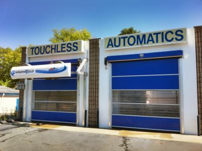 HarshGuard Car Wash Doors