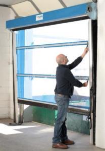 Lite Spring Assist Doors