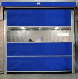 Lite Vinyl Doors