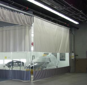 Roll-Up Curtains