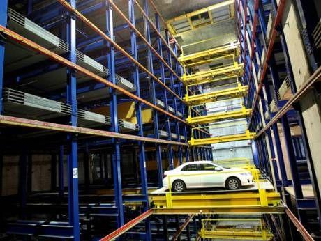 Car Parking System Maintenance Services