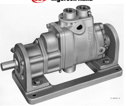Governed Multi Vane Air Motor