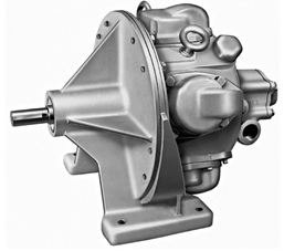 Radial Piston Air Motor
