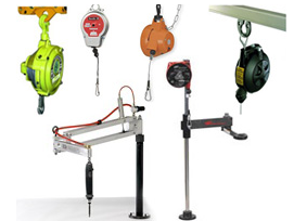 Tool Handling Devices