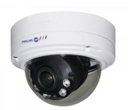 Vandal Dome IP Camera