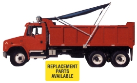 Roll Rite Front-to-Back Tarp System