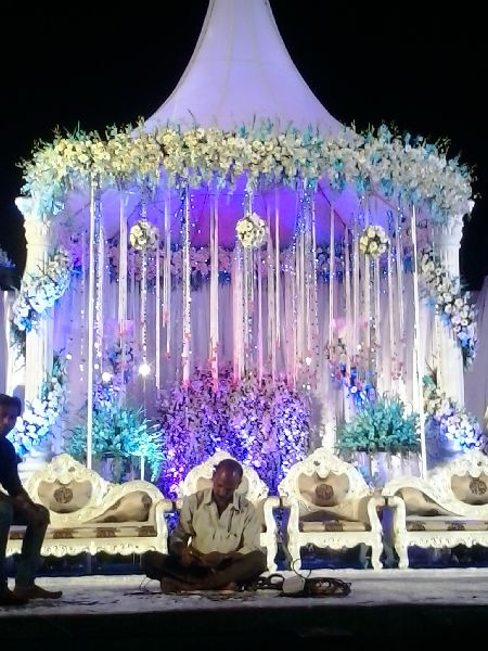 Stage Flower Decoration Manufacturer In Maharashtra India By
