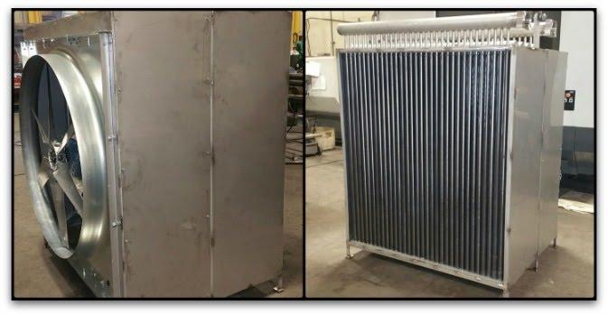 high pressure air coolers