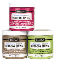Outdoor Living Paint