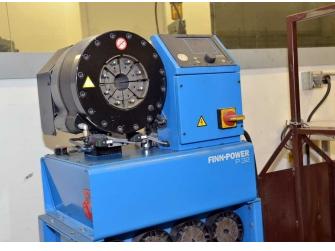 Finn-Power P32 VS23 swaging machine
