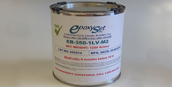 EB-350-1LV-M2 One Component Epoxy Adhesives