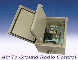 AIR TO GROUND RADIO controller