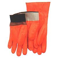 Fluorescent Gauntlet Gloves