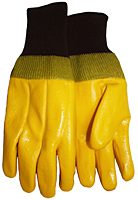 Knit Wrist Gloves